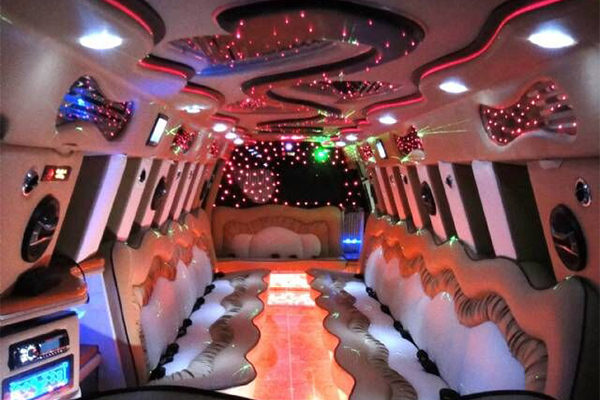 14 Person Escalade Limo Services Atlantic City