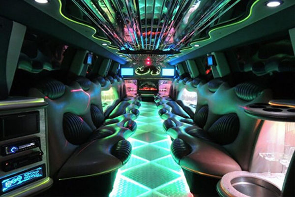 14 Person Hummer Limo Rental Atlantic City