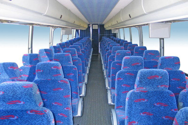 50 Person Charter Bus Rental Atlantic City