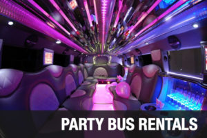 Party Bus Rentals Atlantic City